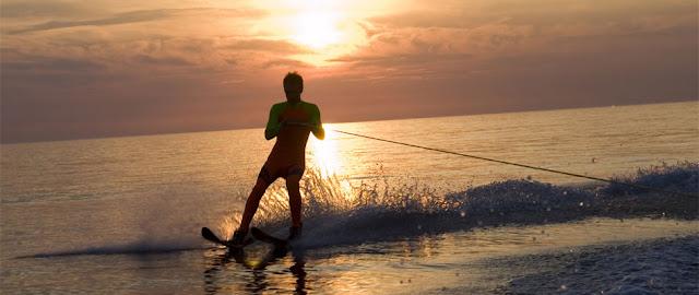 التزحلق على الماء في شرم الشيخ