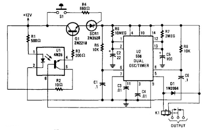 Burglar Alarm: Burglar Alarm Wiring Diagram on