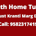 Best Maths Home Tutor in August Kranti Marg Delhi