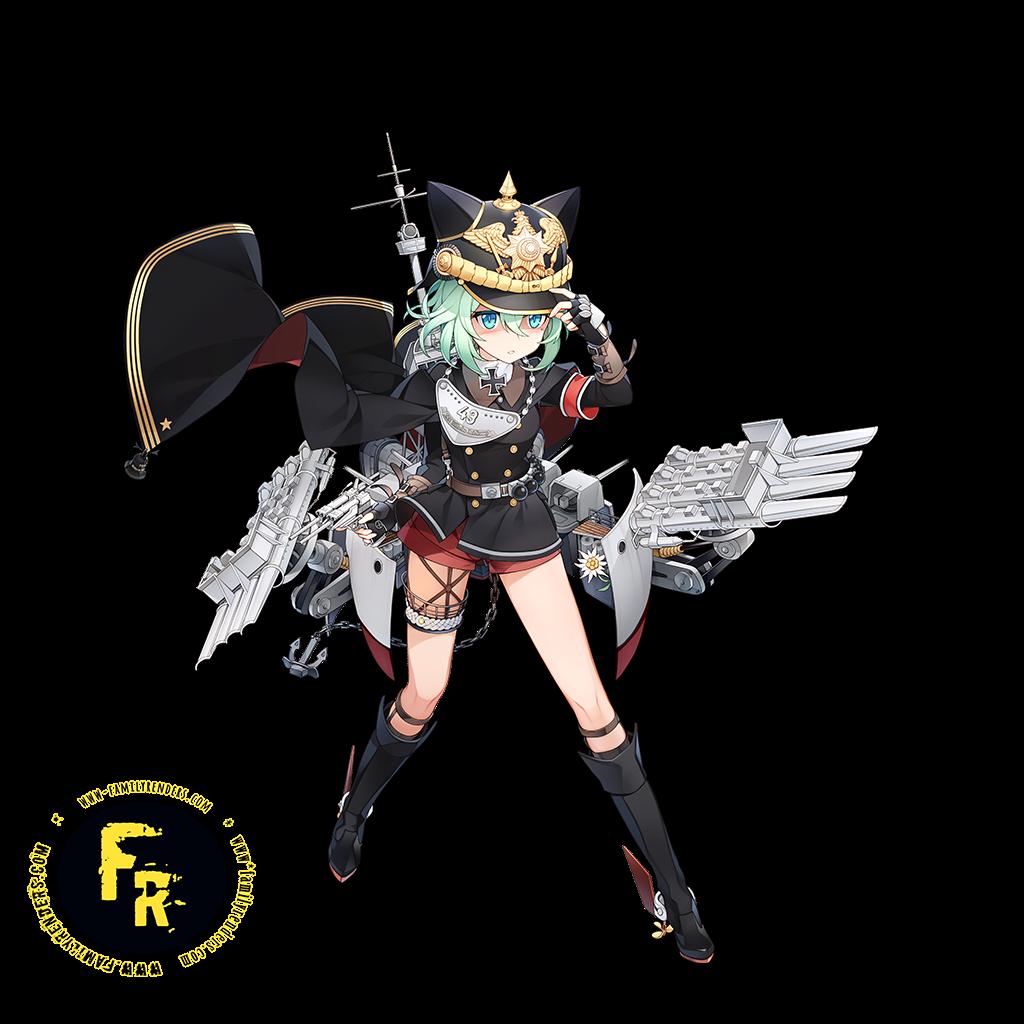 render Warship Girls