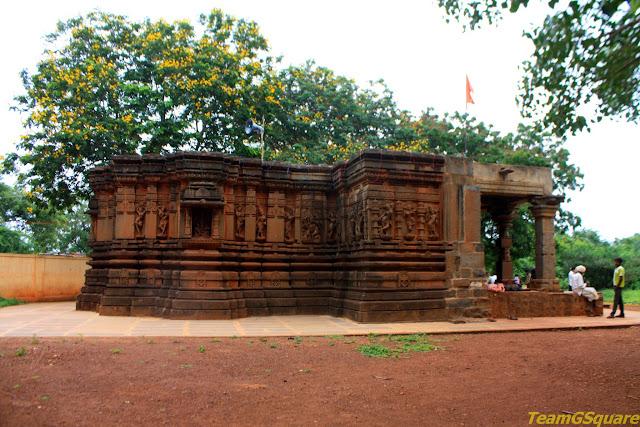 Sri Kamaleshwara Temple, Jalasangi