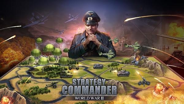 WW2: Strategy Commander Conquer Frontline v1.3.2 (Mod Money)