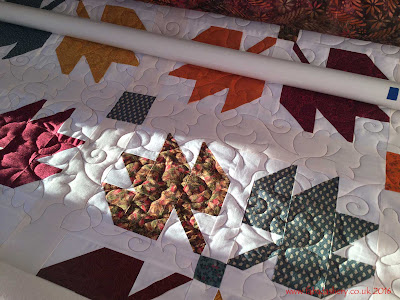 'Autumn Quilt' by Penny