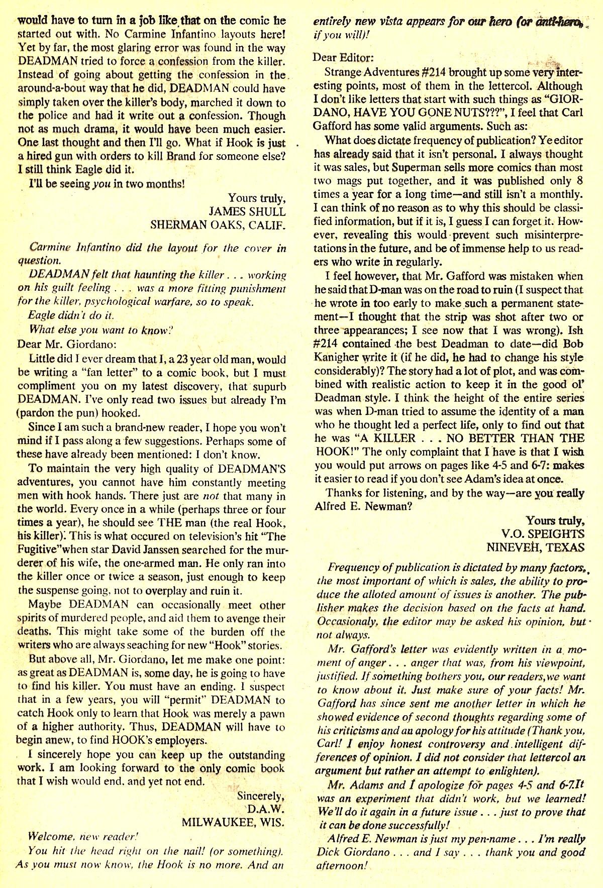 Strange Adventures (1950) issue 216 - Page 33