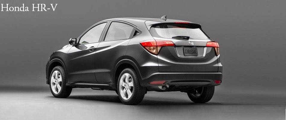 2015 honda hr v suv new compact crossover car reviews new car pictures for 2018 2019. Black Bedroom Furniture Sets. Home Design Ideas