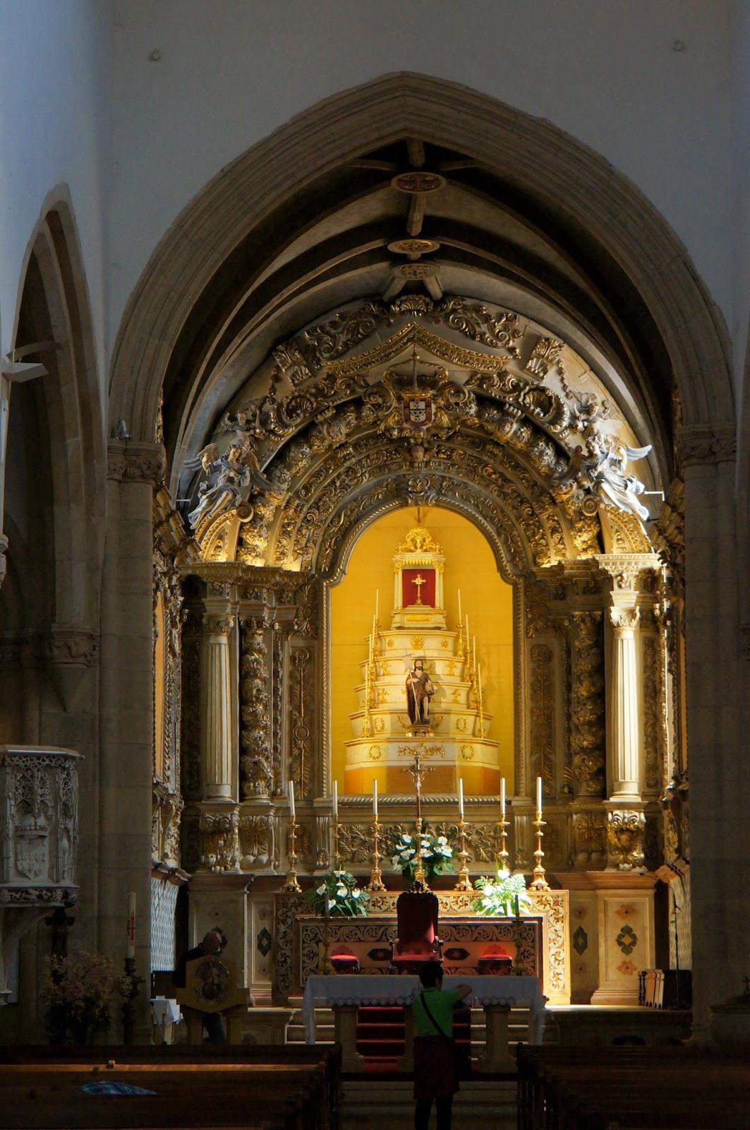 Sao Joao Baptista - Tomar - Portugal