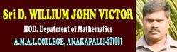 D.Willium John Victor