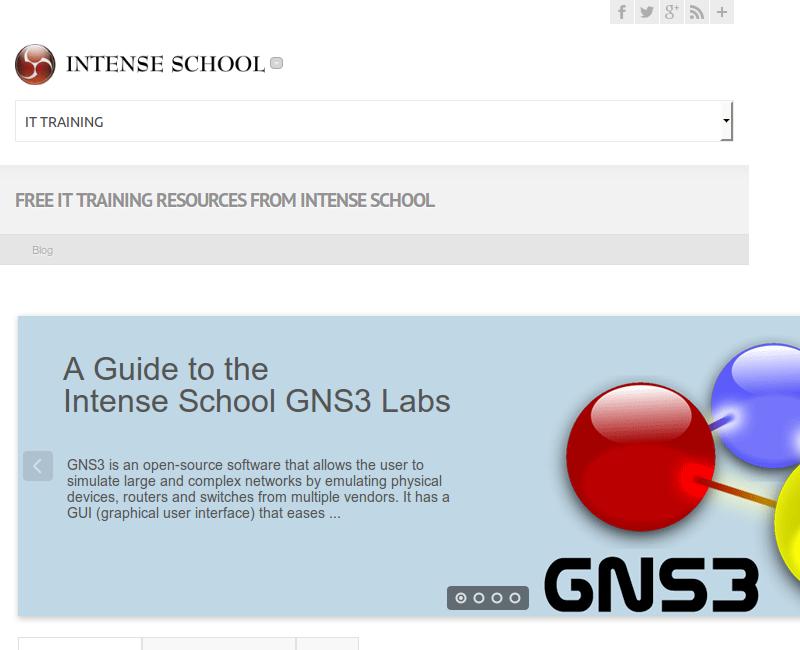 GNS3 é uma ferramenta de simulação de redes, muito útil pra quem está estudando pras certificações da Cisco