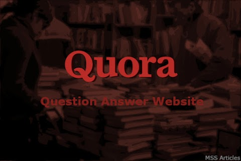Quora Review | The Question-Answer Forum