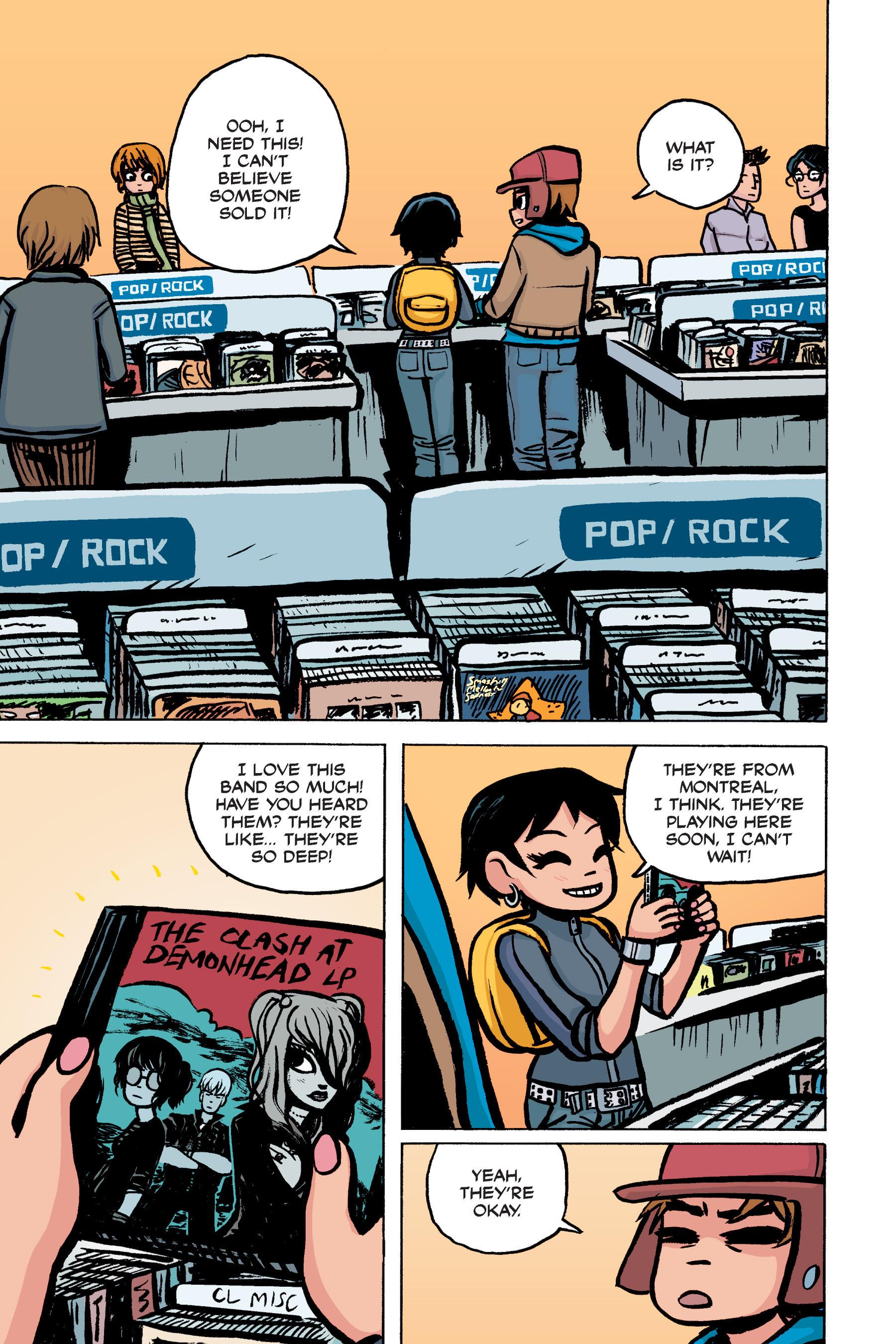 Read online Scott Pilgrim comic -  Issue #2 - 41