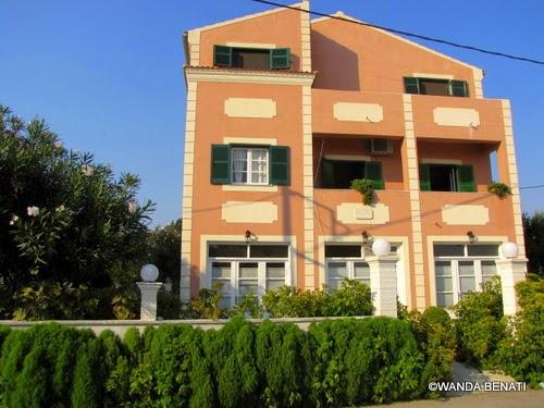 Othonì, Villa Botsoli