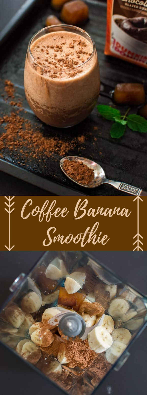 COFFEE BANANA SMOOTHIE #choffeedrink #smoothies