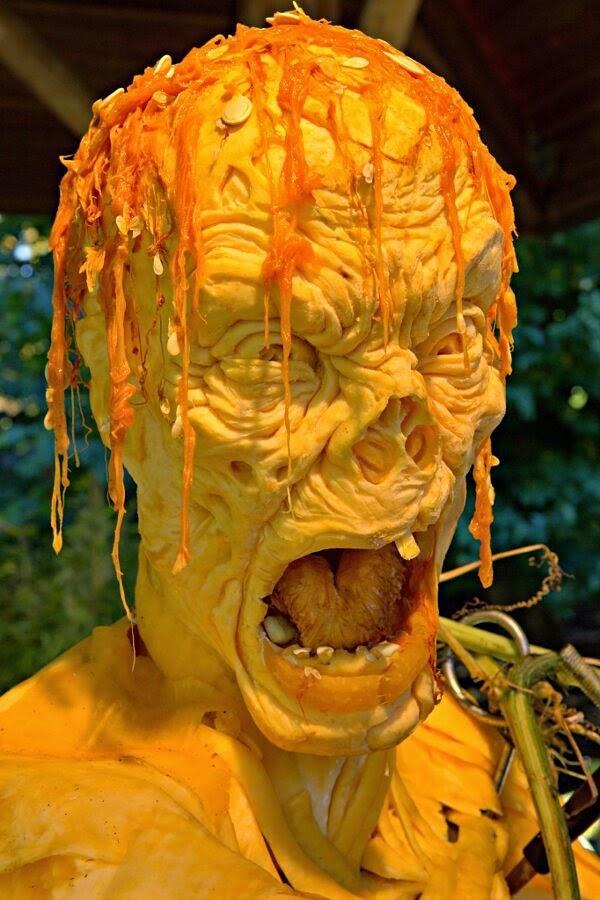 Ultanya pumpkin zombie