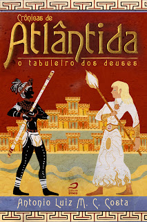 Resenha + Cabine Literaria 40 - O Tabuleiro dos Deuses - Cronicas de Atlantida. 18