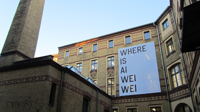ameiseblog_Where is Ai Wei Wei