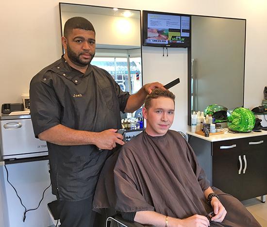 Barber Shop Grapevine : Coconut Grove Grapevine: March 2016