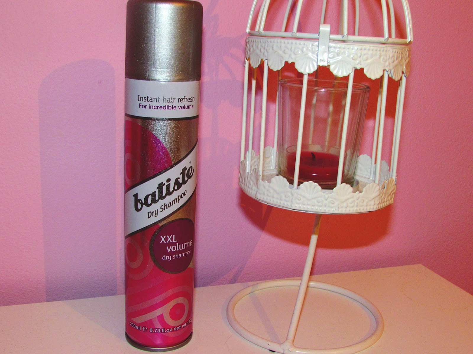 Batiste dry shampoo XXL Volume review