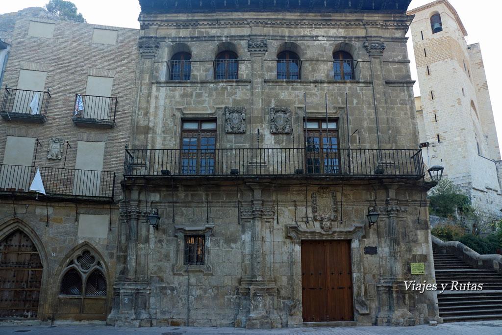 Antiguo ayuntamiento, Estella-Lizarra