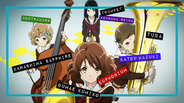 Download Hibike! Euphonium BD + OVA Sub Indo : Episode 1-13 END + OVA | Anime Loker