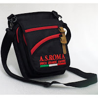 tas selempang as roma