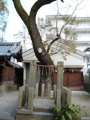 素盞烏尊神社遥拝所
