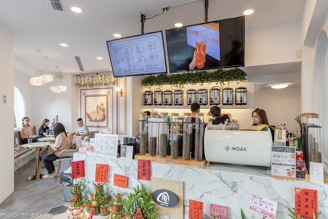 MG 4147 - 熱血採訪│角鋪茶飲,台中超美芝士奶蓋專賣店新開幕!竟然還有兒童遊戲區,約會聊天遛小孩超方便!