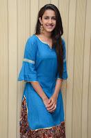 Niharika Konidela Photos at Happy Wedding Promotions TollywoodBlog