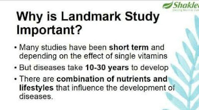 Kenapa Landmark Study Penting?