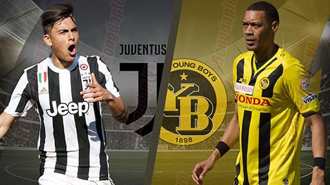 Nhận định Juventus vs Young Boys, 23h55 ngày 2/10