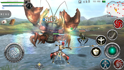 Online RPG Avabel v 4.0.23 Mod Apk (Infinite HP / 400x Damage)