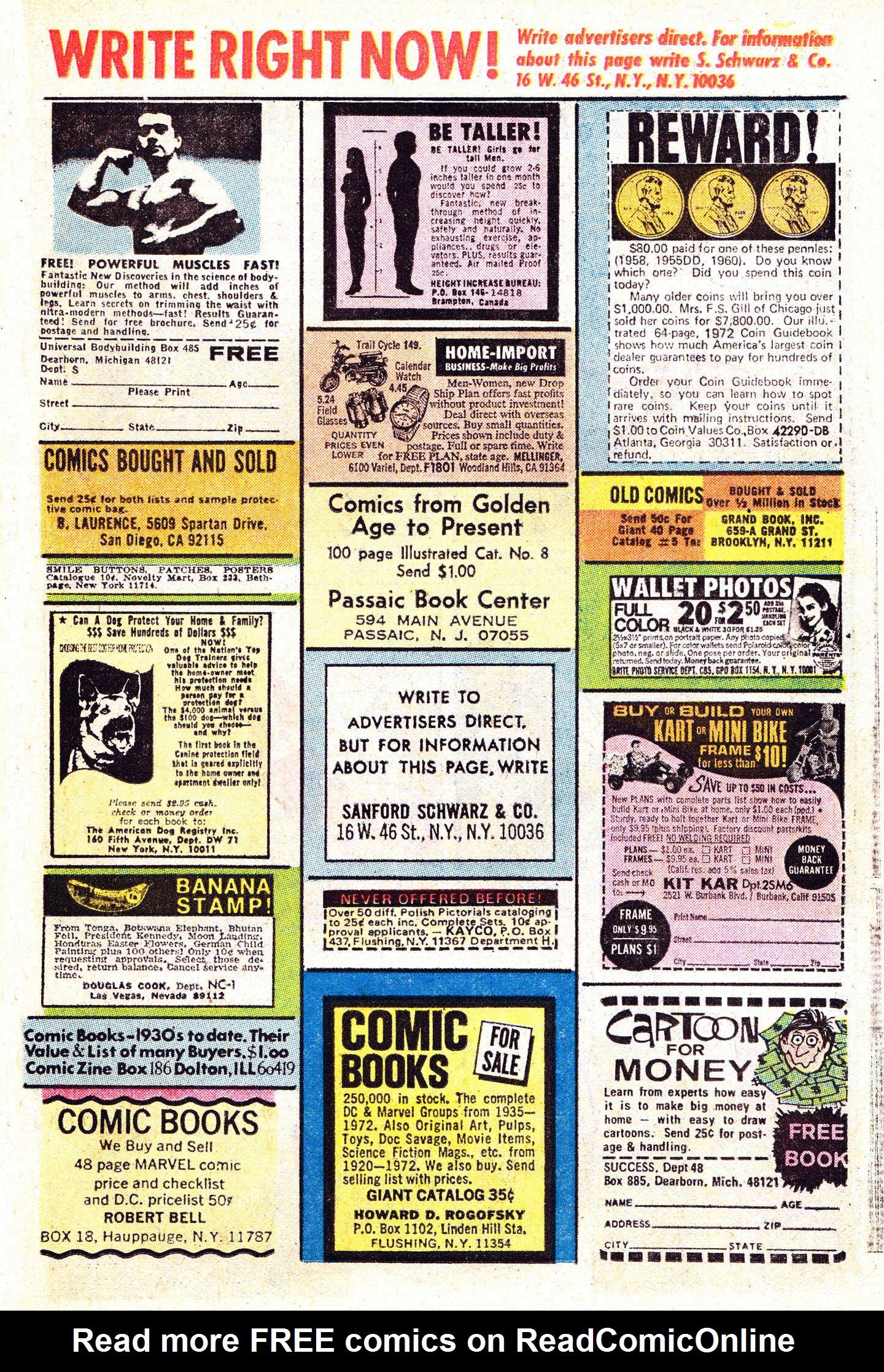 Read online World's Finest Comics comic -  Issue #212 - 33