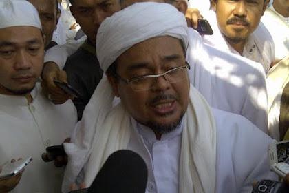 Habib Rizieq Aksi Damai 2 Desember, Khotbah Dengan Suaranya yang tegas menggelegar Dan Doa Yang Sangat Menyentuh Hati