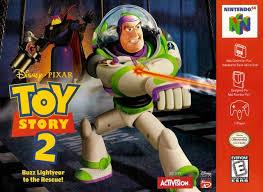 Disney/Pixar Toy Story 2  Buzz Lightyear to the Rescue