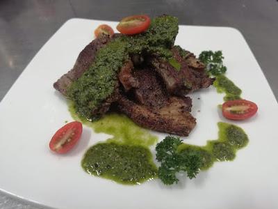 resep lamb chop bakar ala Western