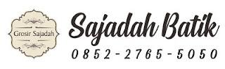 Sajadah Batik | Souvenir Tahlilan 0852-2765-5050