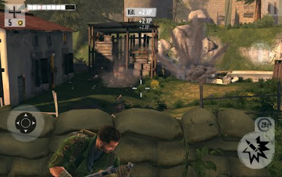 Tampilan Game Brothers in Arms 3