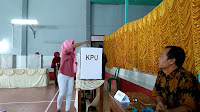 Coblosan Ulang, Suara Paslon 01 Menyusut di TPS 12 Jipang
