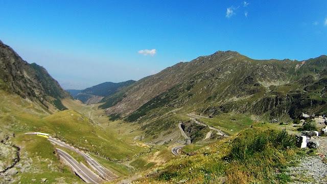 Trasa Transfogaraska (sierpień 2014)
