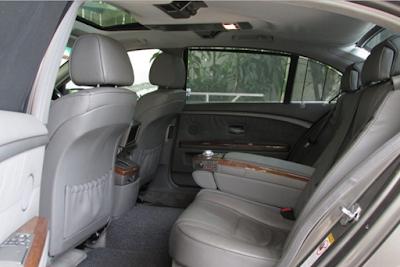 Interior Belakang BMW E66 Seri-7