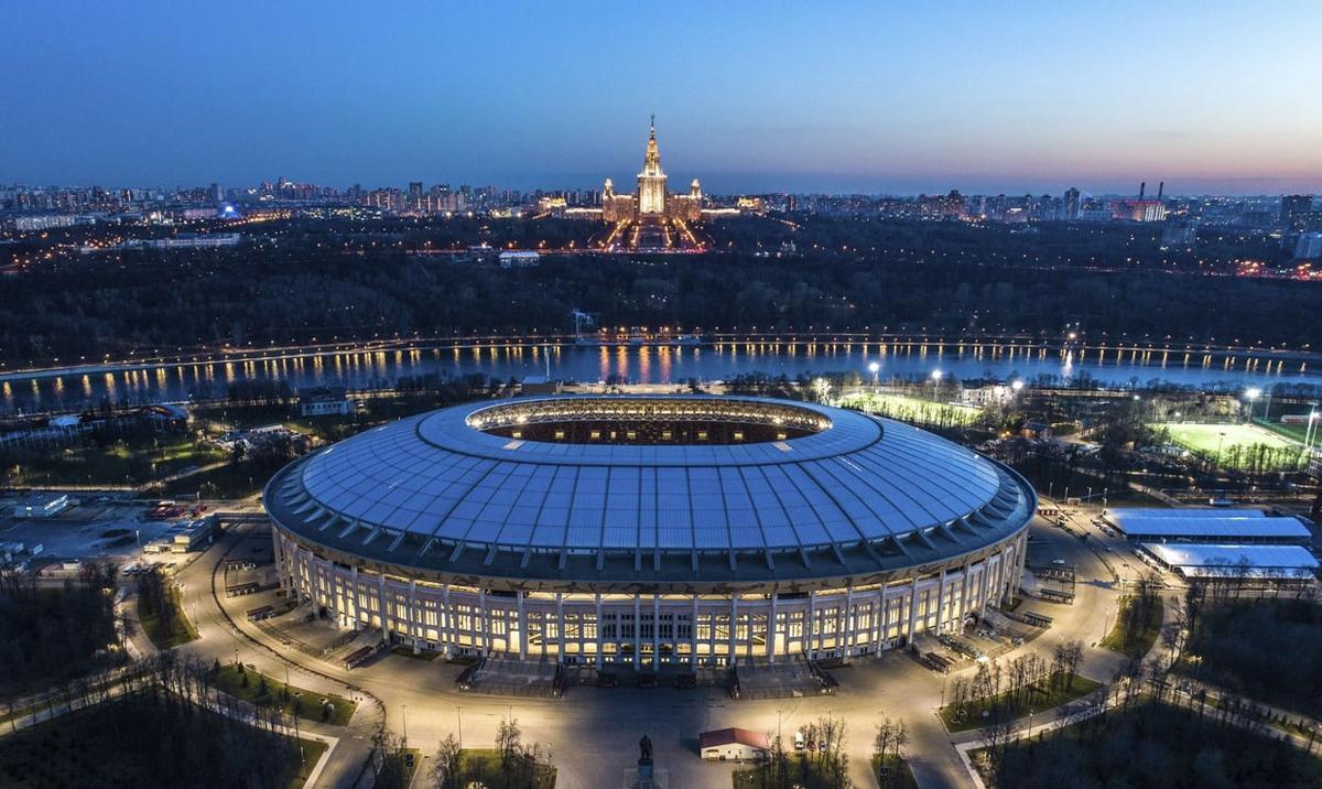 guida stadi mondiali russia 2018 mosca luzhniki