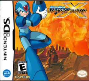 Mega Man - Maverick Hunter X