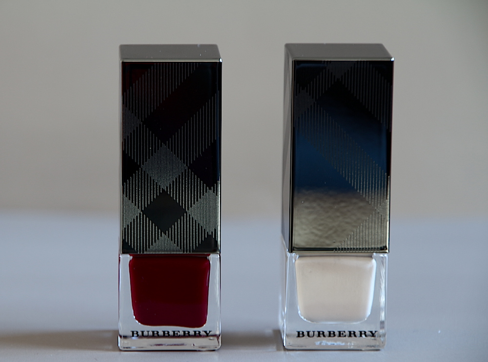 burberry vernis à ongles test avis