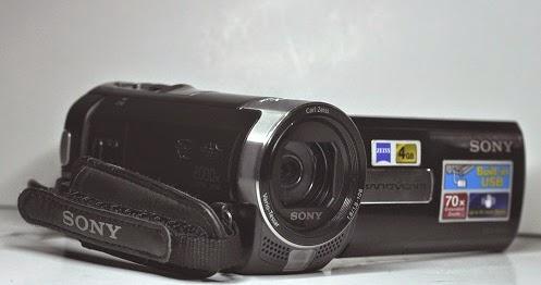 Jual Handycam Second Sony DCR-SX65E