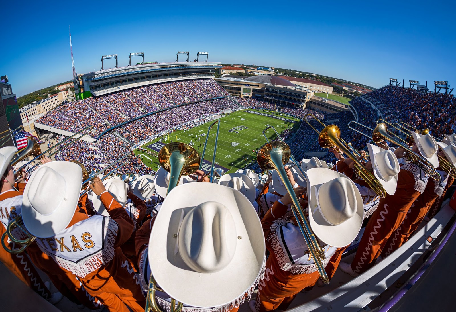 University of Texas Cheer and Pom | Texas Review | Ralph Arvesen