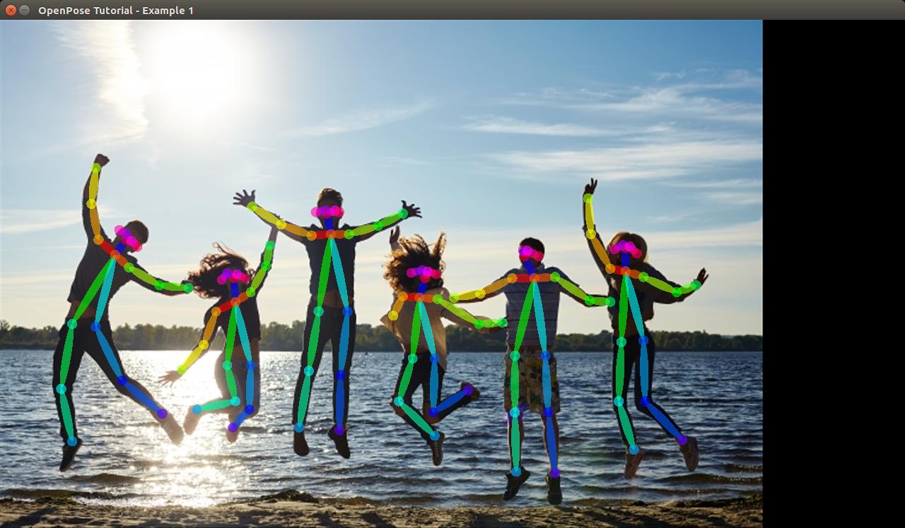 OpenCV 備忘録: OpenPoseでいろいろな画像を試してみた。その3