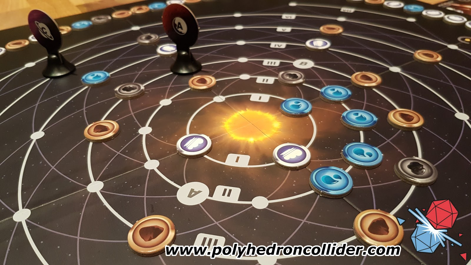 Planetarium board game review