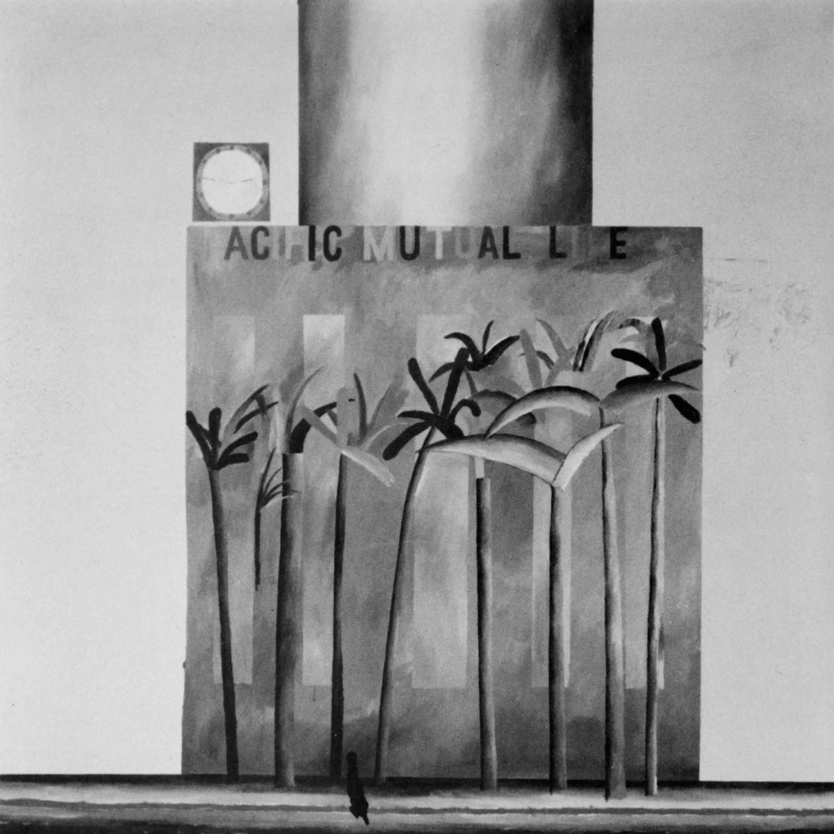 Edward Ruscha's Drawings Of Los Angeles Apartments