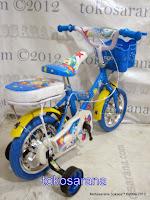 Sepeda Anak Erminio Ban Eva 12 Inci 4