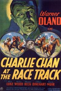 Watch Charlie Chan at the Race Track Online Free in HD