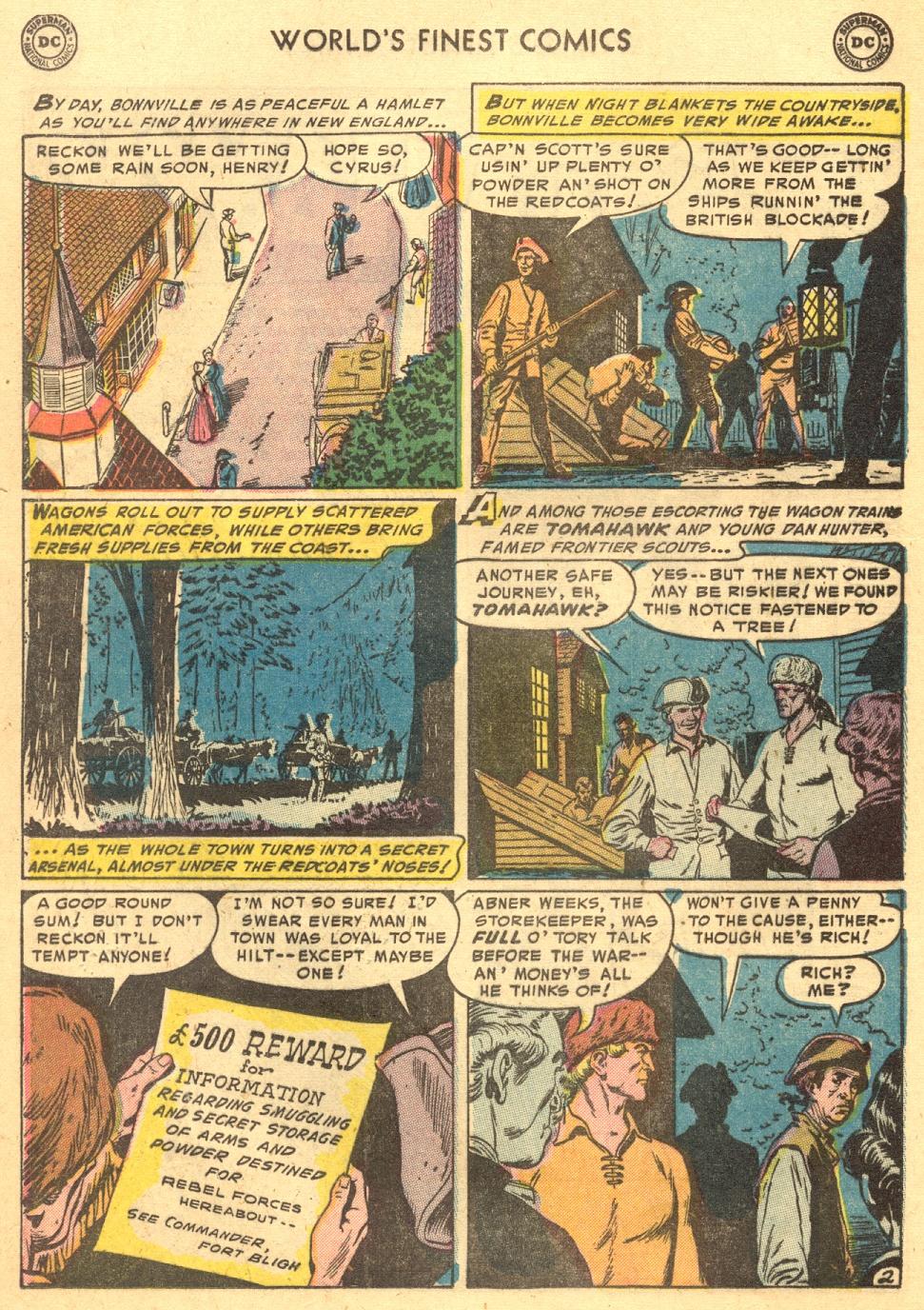 Read online World's Finest Comics comic -  Issue #70 - 38